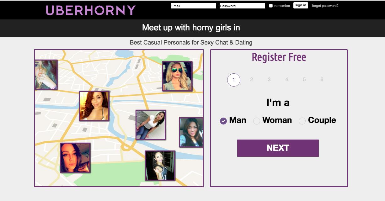 main page Uberhorny