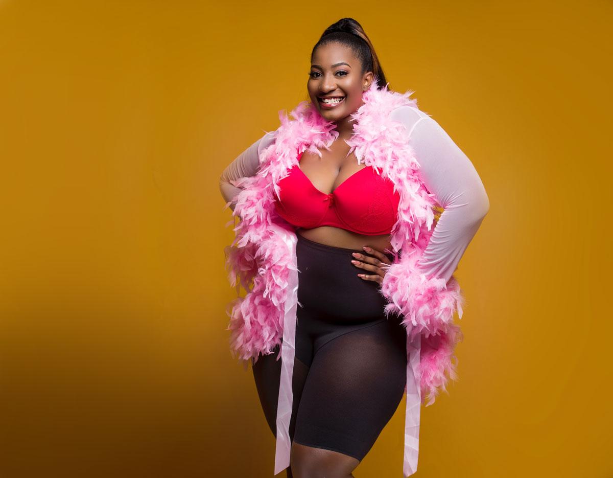 big black woman