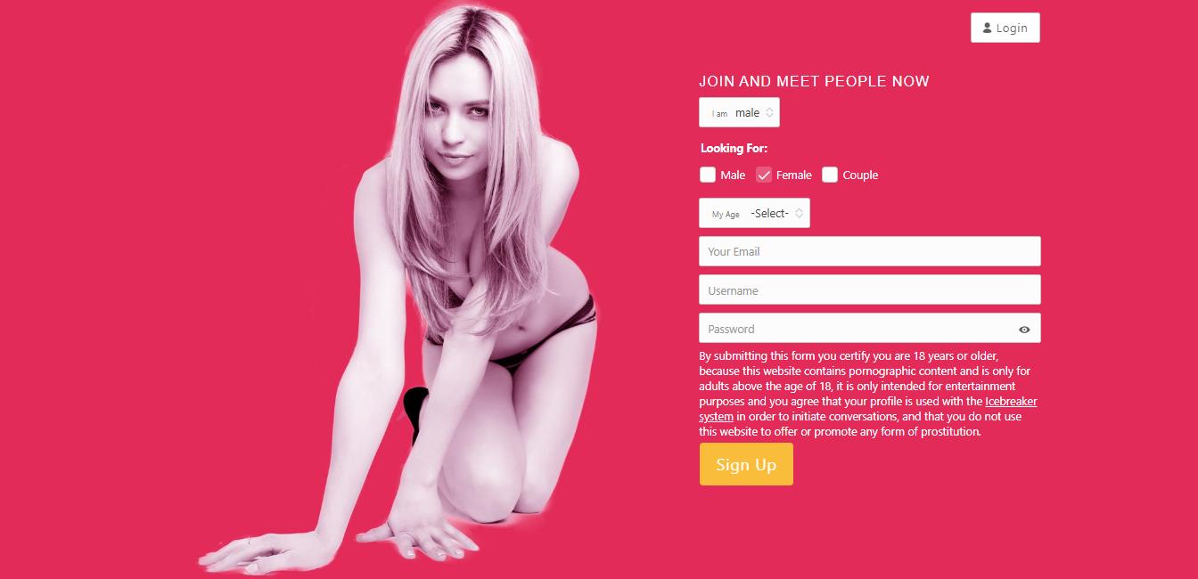 fuckbook main page