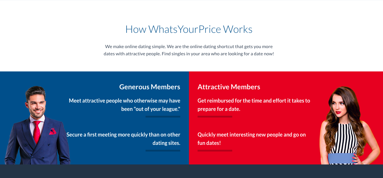 How WhatsYourPrice Works